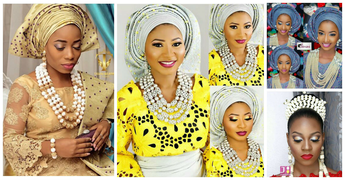 10 Lovely Traditional Bridal Makeup Looks