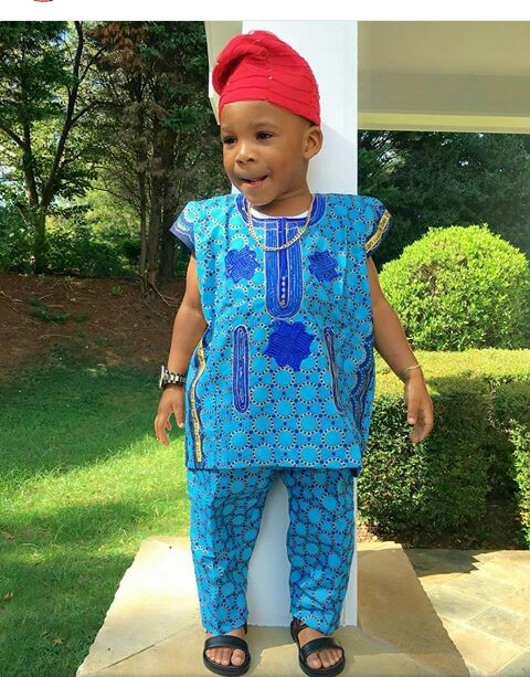 10 Native Outfits For Your Cuties amillionstyles @adunola