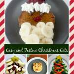 Creative but EASY ways to bring a little magic to your food this holiday season.