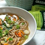 Green Tea Ramen Soup: The Ultimate Cold/Flu Fighter