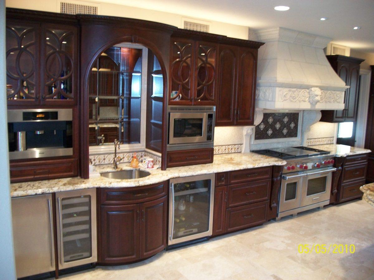 Custom Kitchen Bathroom Cabinets