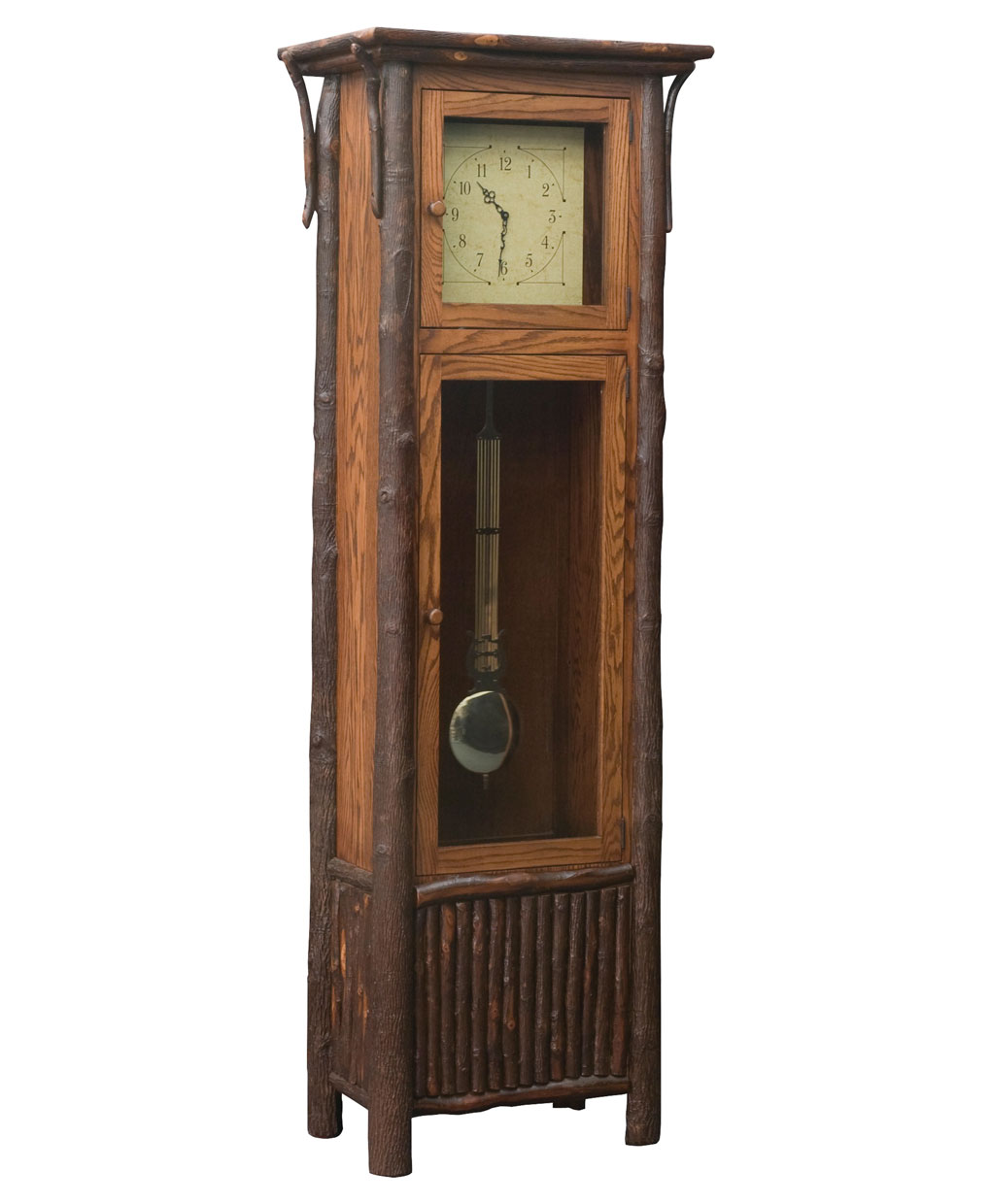 Fullsize Of Grandfather Clock In Living Room
