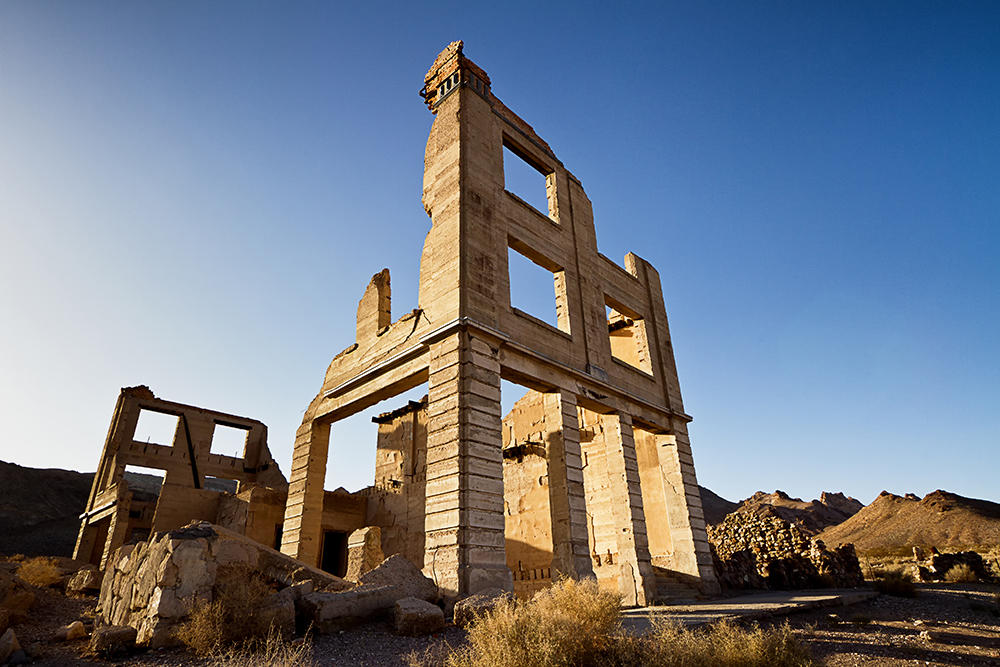 13 Ghost Towns Worth Visiting