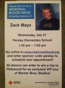blood drive2013