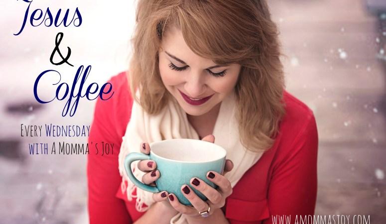 Steps to Freedom – Jesus & Coffee Linkup