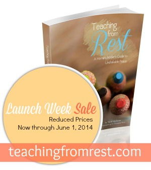 Launch Week Sale through June 1