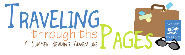 Traveling through the Pages- a FREE summer reading program!