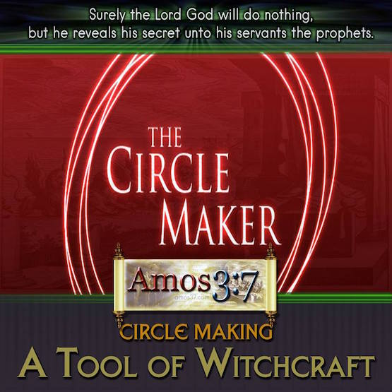 Mark Batterson The Circle Maker – A Tool of Witchcraft