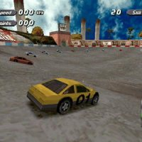 30 Years of Video Games - Destruction Derby (1995)