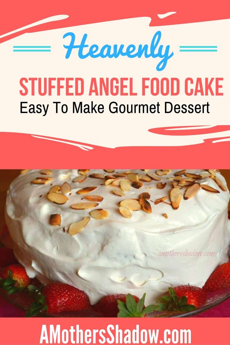 Large Of Angel Food Cake Toppings