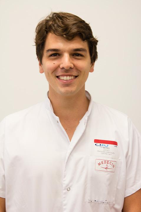 Dr. Joffrey Mons