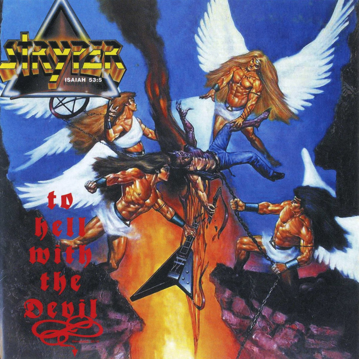 Classic Albums: Stryper - To Hell With The Devil