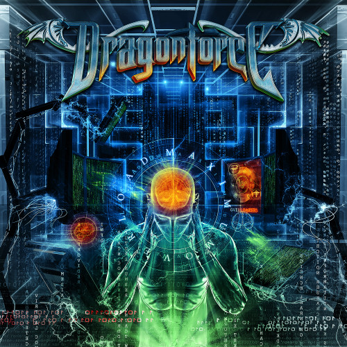 DRAGONFORCE 2014 CD COVER
