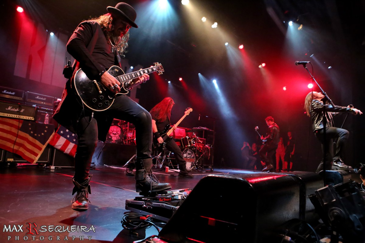 Twisted Sister/Adrenaline Mob/Killcode Light Up NYC!! - Best Buy Theater, 9/5/14