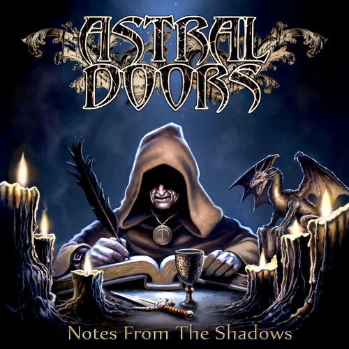 ASTRAL DOORS CD ART