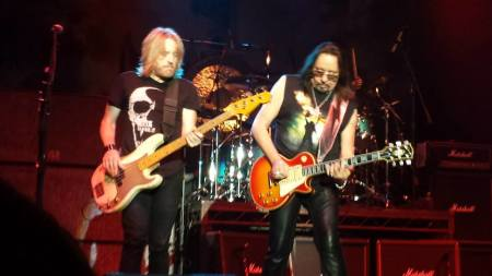 Chris Wyse on Touring With Ace Frehley And Owl's Things You Can't See