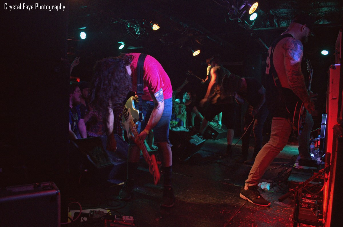 Every Time I Die Destroys Tomcat's!! - Fort Worth, TX - 3/31/15