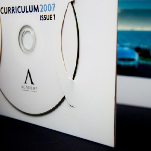 DVD in creative packaging