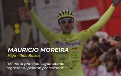 Entrevista Amura Sport a Mauricio Moreira