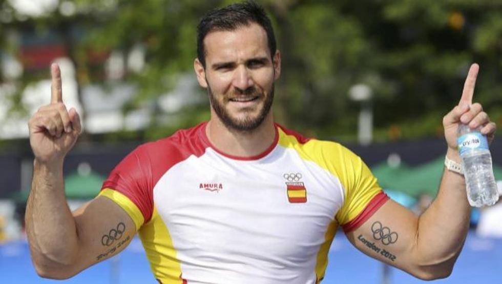 Entrevista Amura Sport a Saúl Craviotto