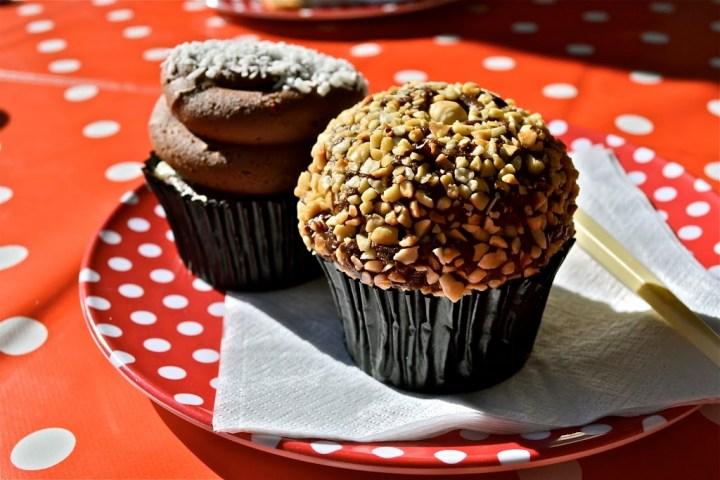 Vegan cupcakes Brixton