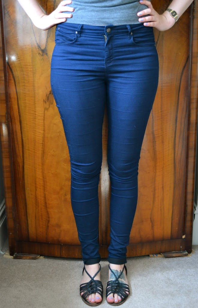 Topshop Tall Leigh jeans