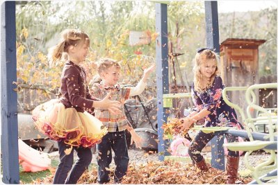 Thanksgiving Day in Papa's Park | San Diego Lifestyle ...