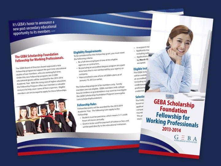 GEBA Fellowship Brochure