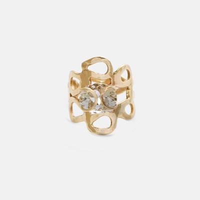 14k Imperial Santa Fe Ring