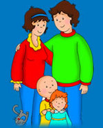 Truth in Parenting: I'm Jealous of Caillou (5/6)