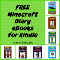 FREE Minecraft Diary eBooks for Kindle
