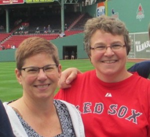 Donna_and_Amy_Fenway