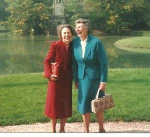 Mither & Alice in France