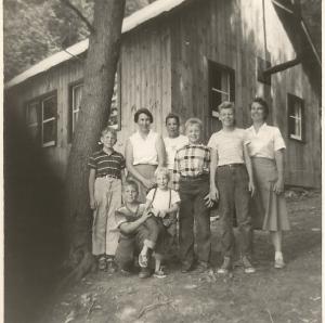 Wights&Baxters at camp