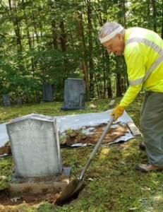 50th cemetery