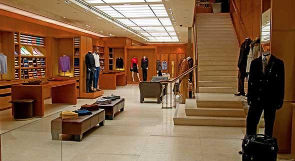 Boutique Brioni Beverly Hills