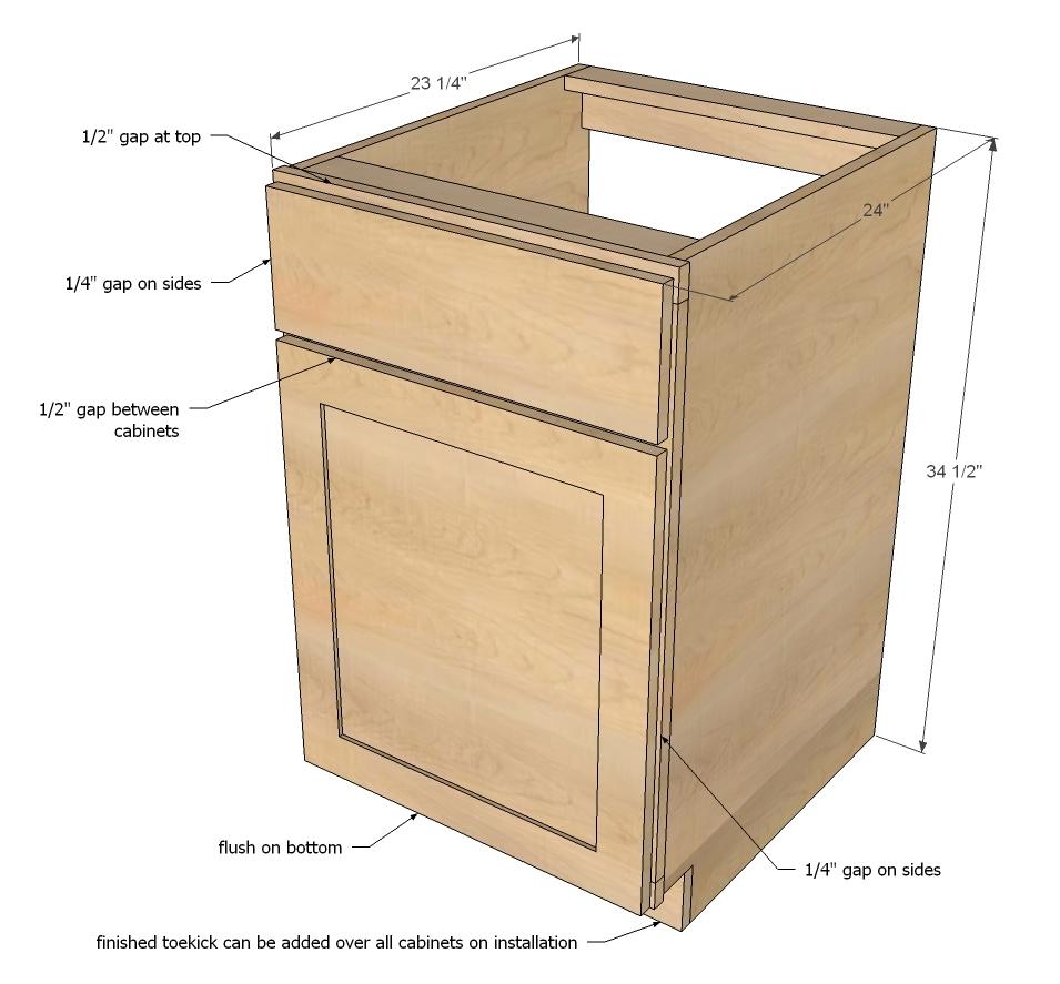kitchen base cabinet height standard kitchen cabinet height Dan 39 Z Kitchen