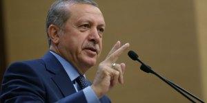 Erdoğan'dan 29 Ekim Cumhuriyet Bayramı mesajı