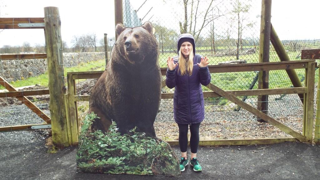 Fun Fact: European Brown Bears hibernate 5-6 months of the year. Adrian would be a happy European Brown Bear.