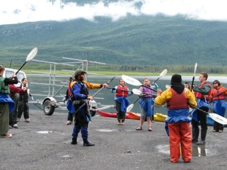 Safety Orientation in Valdez