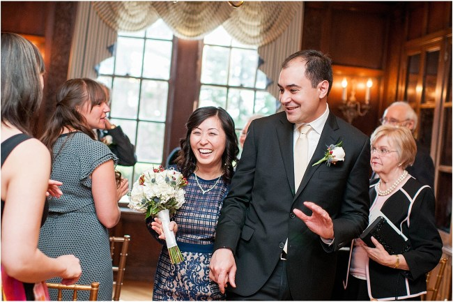 Small intimate wedding at Mansion at Strathmore | Ana Isabel Photography 30