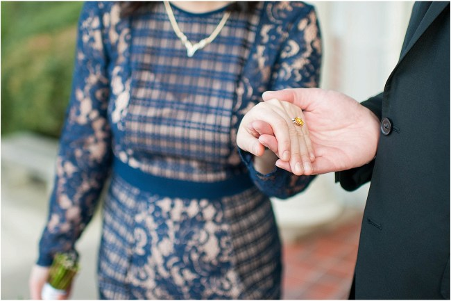 Small intimate wedding at Mansion at Strathmore | Ana Isabel Photography 40