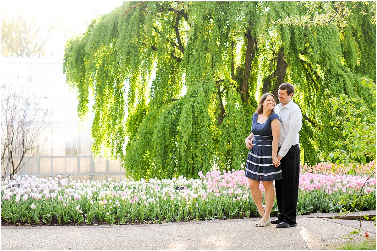 Brookside Gardens engagement session | Washington DC engagement photographer | Ana Isabel Photography 20