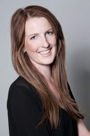 Woman Pastor employee church portrait in studio Auckland New Zealand NZ