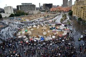 ميدان التحرير الجمعة 1 فبراير - تصوير كريم فريد