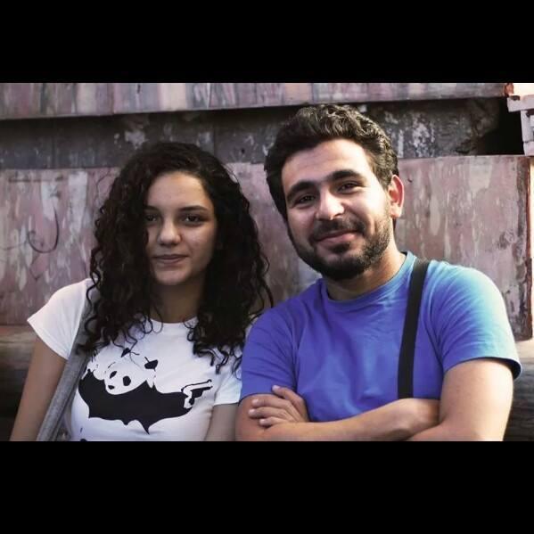 كريم فريد و سناء سيف