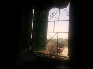 صورة لمدينة رفح من أحد منازلها