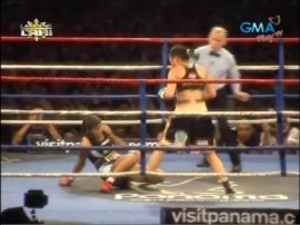 Marcos (L) vs Me (R) featured on GMA Network TV, Philippines