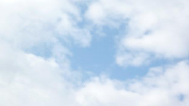Sedona Vortex Clouds X