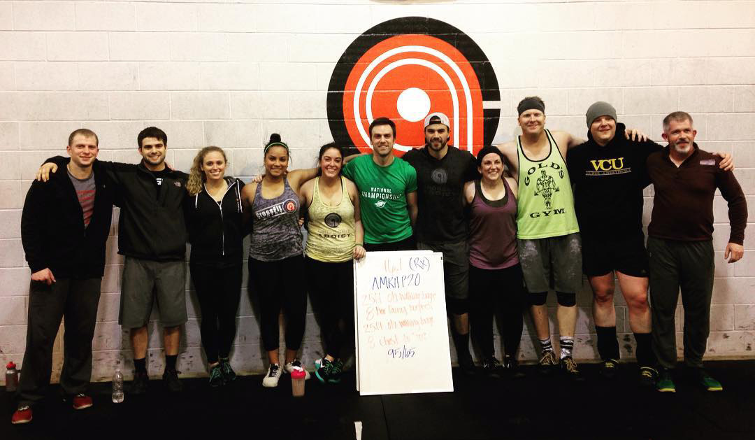 CrossFit Addict's Journey to 16.1… And Beyond